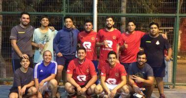 Amistoso de fútbol por nuestro Aniversario